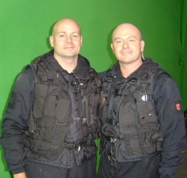 Ross Stunt Double Photo 1